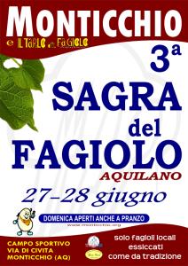 3° Sagra del Fagiolo2015