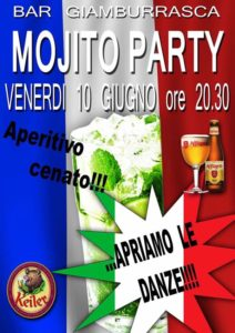 mojito-party